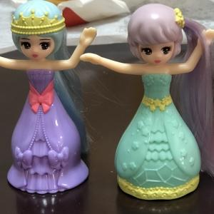 10/30~ マックのハッピーセット「リカちゃん」!第一弾は、ヘアアレンジリカちゃん!!