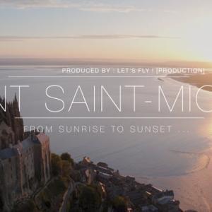 LET'S FLY… Mont Saint-Michel !
