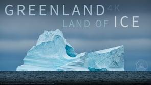 海に浮かぶ神秘的な氷かたまりGREENLAND-グリーンランド-