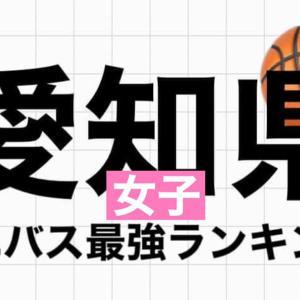 【ミニバス】愛知県ミニバスケットボールチーム【女子】