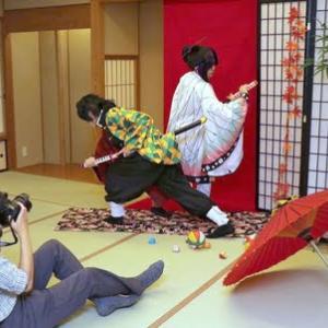 【新潟】コスプレ宿泊!  弥彦温泉の旅館「コスプレイヤー」向けの新プラン用意