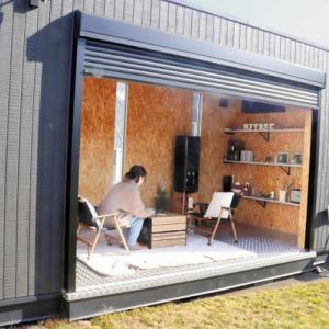 隈研吾が設計した自宅で一人になれる「小屋」や「個室」などが人気