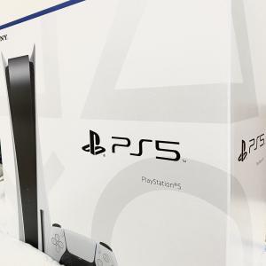 【ゲーム本体】PS5さんめちゃ売れてるって知ってた?史上最速で一千万台の売り上げを記録