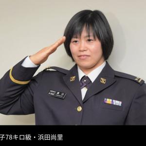 【柔道】女子78㌔ 軍人、濱田尚里の寝技は異常【グラップラー】