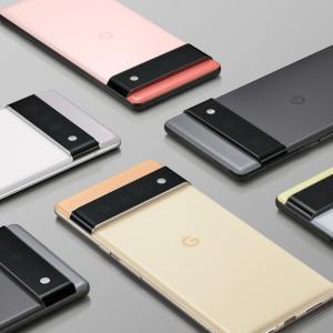 2021年秋発売、Googleの新型スマホ「Pixel 6」に賛否両論