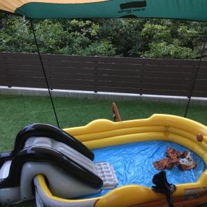 家庭用プールの修理方法