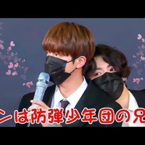【最新のBTS まだ見てないの?】【BTS 日本語字幕】ジンは防弾少年団の兄だ
