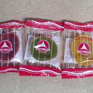 韓国の駄菓子!オブライトロール