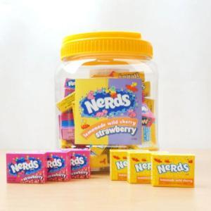 長年アメリカで愛されてきたNERDS ナーズキャンディ!
