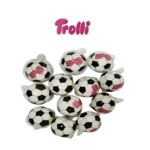 地球グミと並ぶ人気商品!トローリ サッカーボールグミ