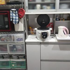 食器棚が欲しい病にかかっています。
