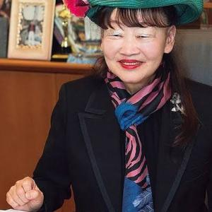 アパ社長の美しさをついに完全証明! 上級国民元谷芙美子の笑顔に乾杯