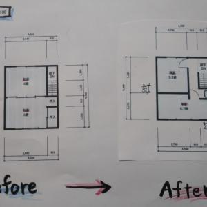 【実例:我が家のフルリノベーション】洗面・トイレ・階段・子供部屋のビフォーアフター