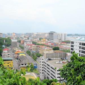 マレーシア コタキナバルに思いを馳せる