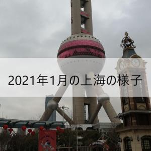 上海到着から2か月 現在の上海の様子