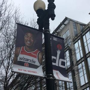 海外スポーツの現地観戦:NBA 2018&2020 (ワシントン) その1