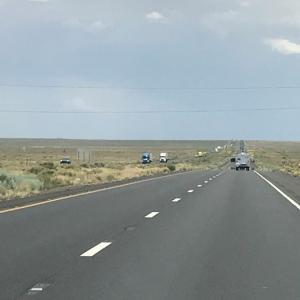 アリゾナクレーター(大隕石孔:Meteor Crater)を訪ねる
