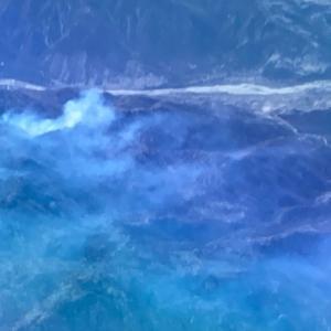 カリフォルニア州の山火事