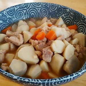 秋が1番美味しい【里芋の煮物レシピ】