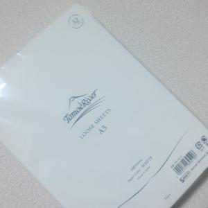 【万年筆インクに最適な紙】トモエリバーの一部の商品が廃盤・終了と聞きまして
