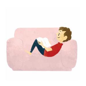 【簡単】読書習慣には何分本読めばいいの?⇒0分でOK