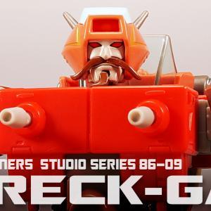 レビュー:TFスタジオシリーズ86(海外版) レック・ガー