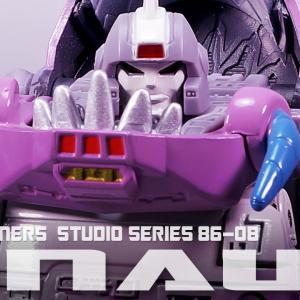 レビュー:TFスタジオシリーズ86(海外版) ノー