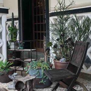古民家カフェへ。