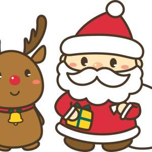 サンタさん、クリスマスに向けコロナ対策開始