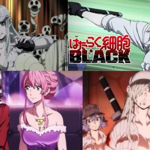 【はたらく細胞BLACK】のアニメを最終回まで無料視聴できる動画配信サービス【3選】