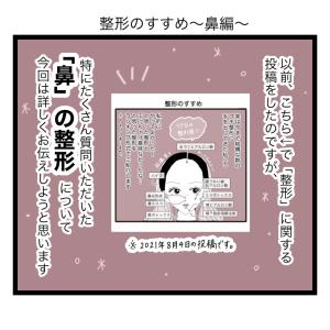 整形のすすめ〜鼻編〜