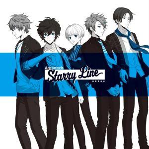 祝!Argonavis(アルゴナビス)初アルバム「Starry Line」発売&オリコンデイリー2位!