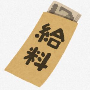【介護】給与明細(満額)
