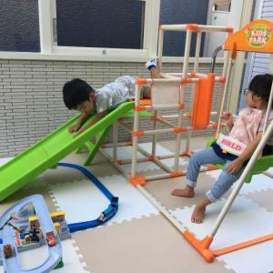 我が家のサンルーム!スロープをつなげて障害のある子の出入りを便利に&多機能な使い方紹介!