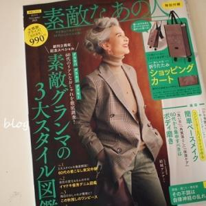 素敵なあの人11月号(雑誌のみ)