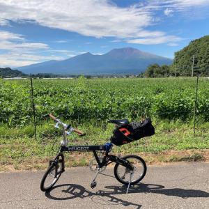 軽井沢 サイクリング