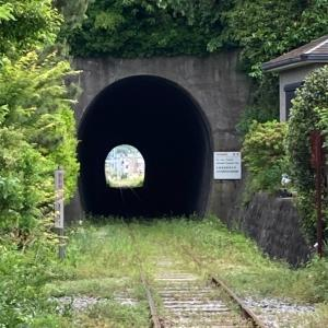 京急逗子線に沿って(21年5月)