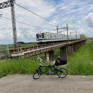 江戸川と東鷲宮百観音温泉(21年6月)