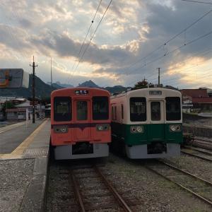 小海線から上信電鉄へ②内山峠から下仁田へ