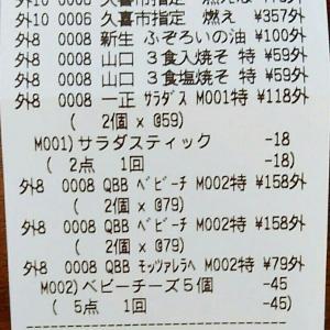 今週の食品 2,575計¥5,209