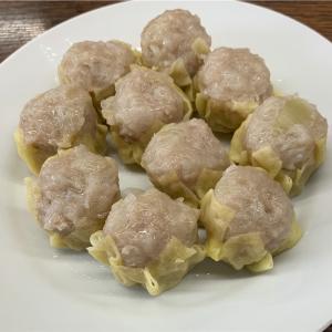 大阪なんば 華風料理一芳亭 めっちゃ美味しいしゅうまい!