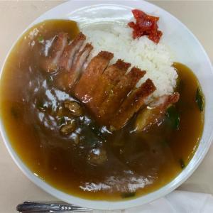 京都三条 篠田屋 ガッツリ熱々の皿盛!