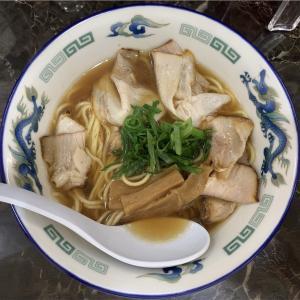 大阪天満 群青 美味しい中華そば