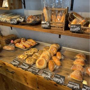 pesaベーカリー 北堀江の美味しいパン屋さん。