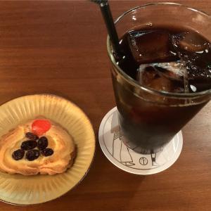 村上開新堂 レトロで素敵な洋菓子店のカフェ