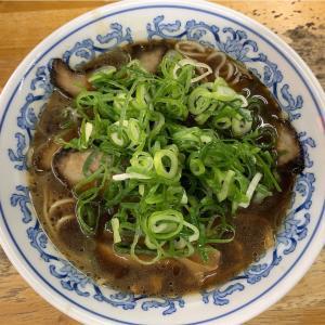 大豊ラーメン 京都木屋町のしっかり醤油がうまいラーメン