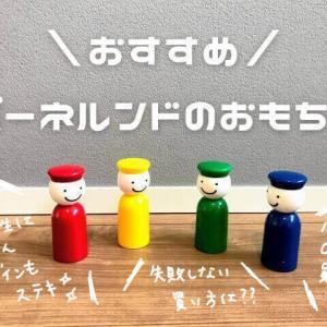 【厳選】ボーネルンドのオススメおもちゃ紹介