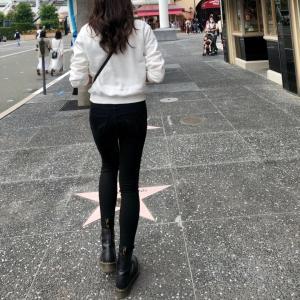 【GU】洋服の値段とは思えない  ジーユーの白スウェット