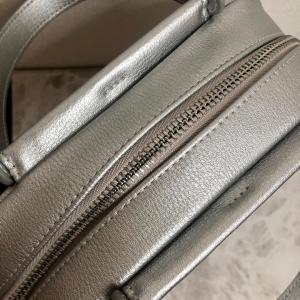 大幅値下げされていたシルバーバッグが大当たり