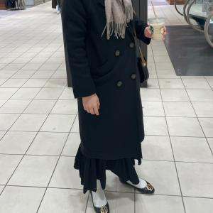 【UNIQLO】ユニクロのセールで購入した 激安ロングプリーツスカート